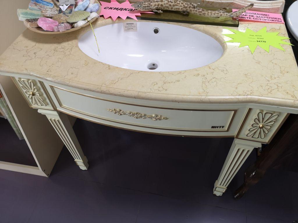 Мебель для ванной Misty Tiffany 100