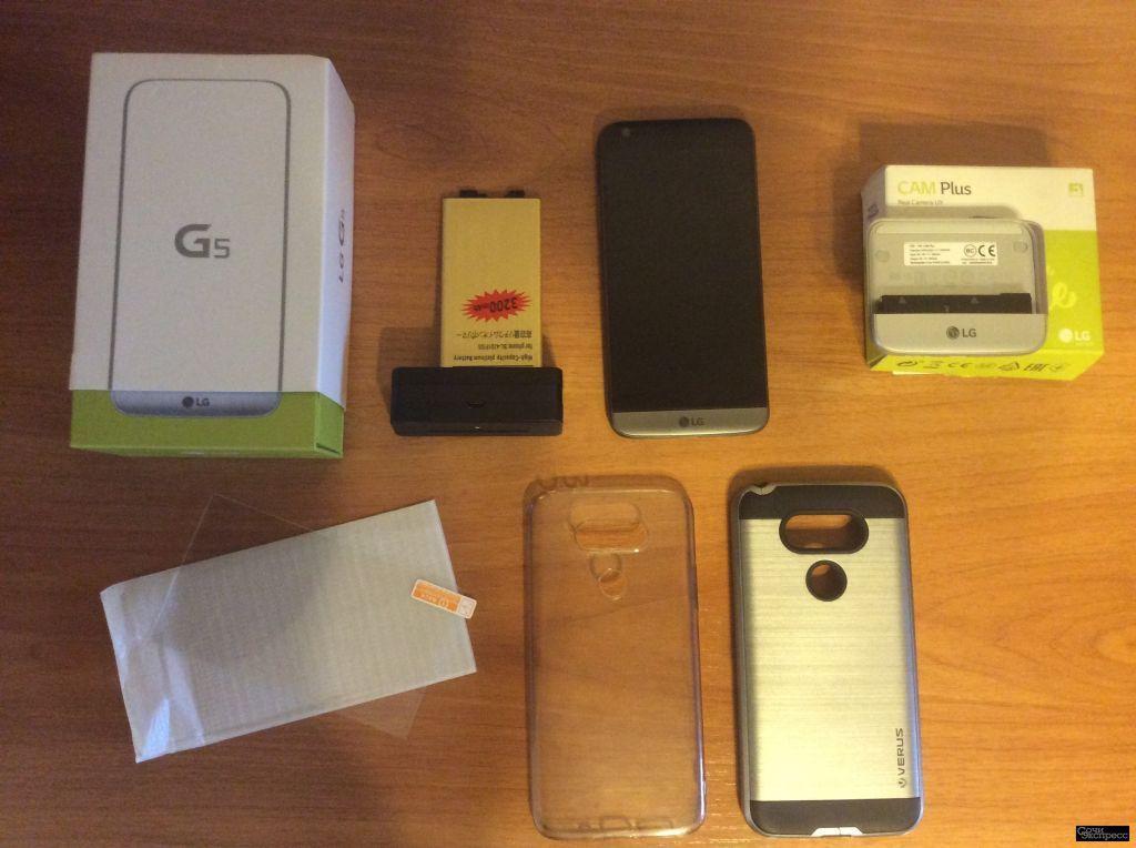 Продаю телефон премиум класса LG G5
