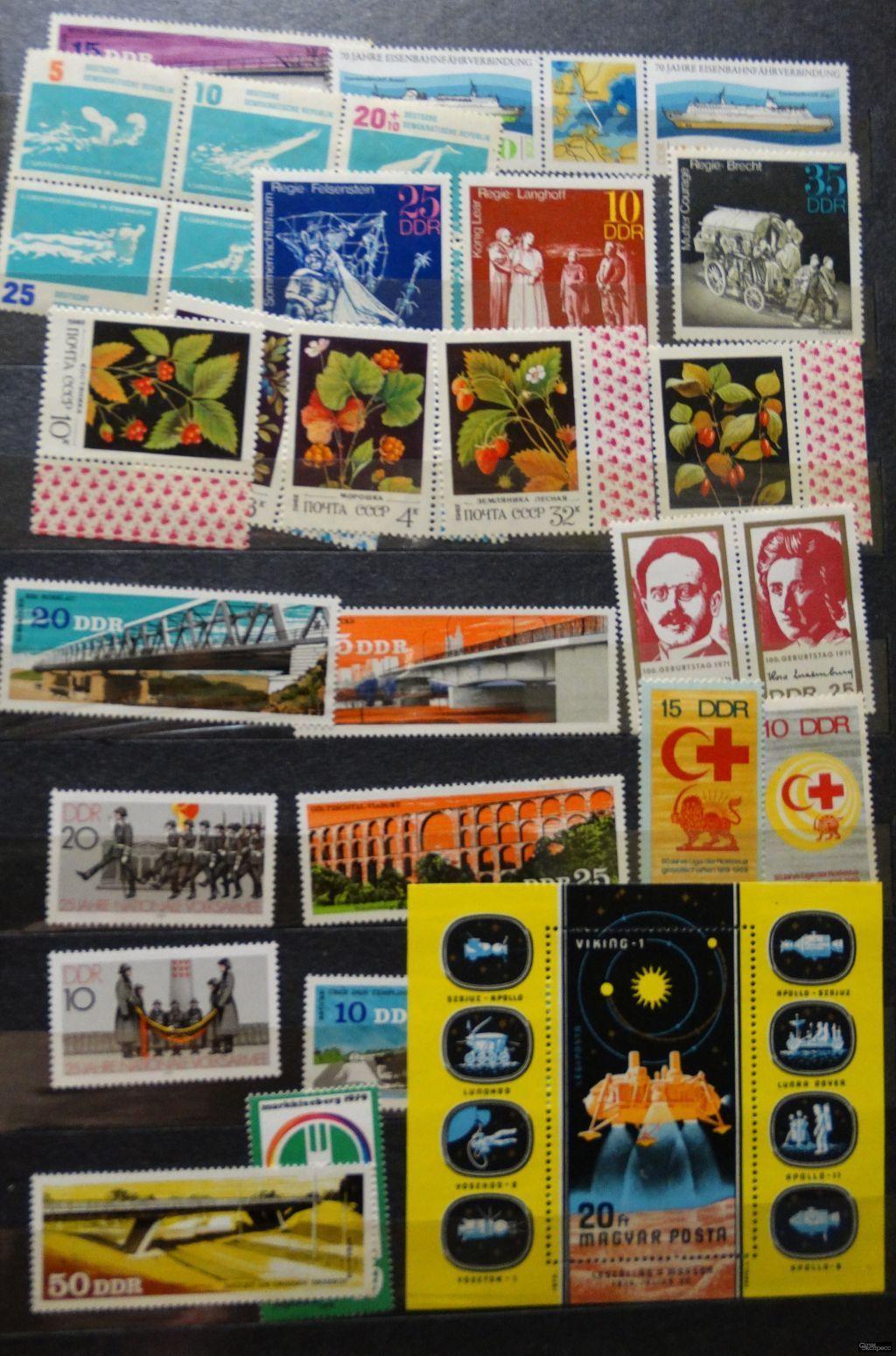 продам коллекцию почтовых марок