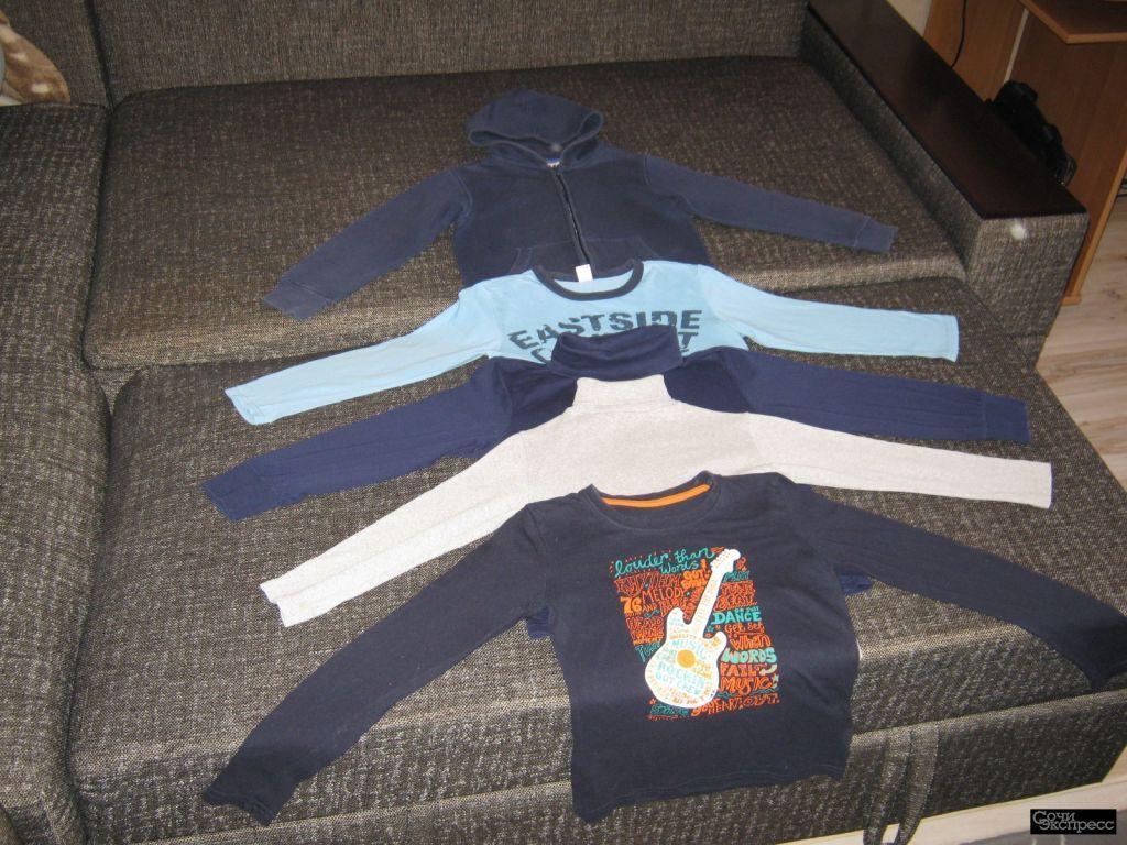 Кофта Водолазки и футболки с дл.рукавом