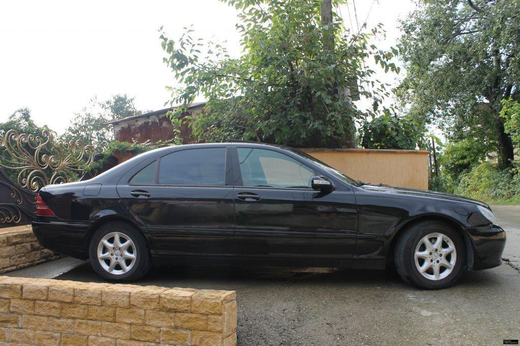 Мерседес S500L