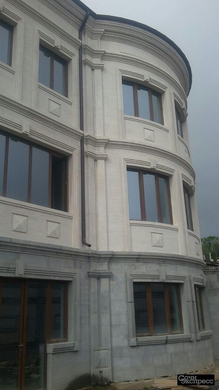 Базальт для облицовки цоколя фасада дома_в наличии на складе