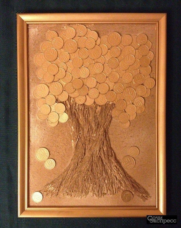 Сувениры из монет