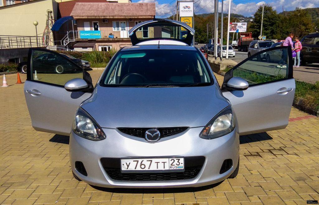 Продаётся Mazda Demio
