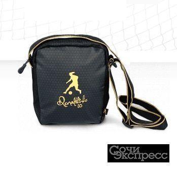 Спортивная сумка через плечо б/у