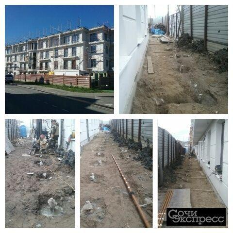 Фундамент многоквартирных домов ремонт, укрепление