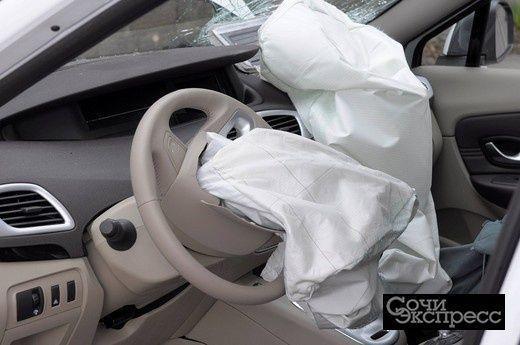 Ремонт подушек безопасности Краснодар. ремонт систем SRS Airbag