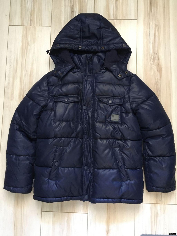 Куртка Зимняя р 140