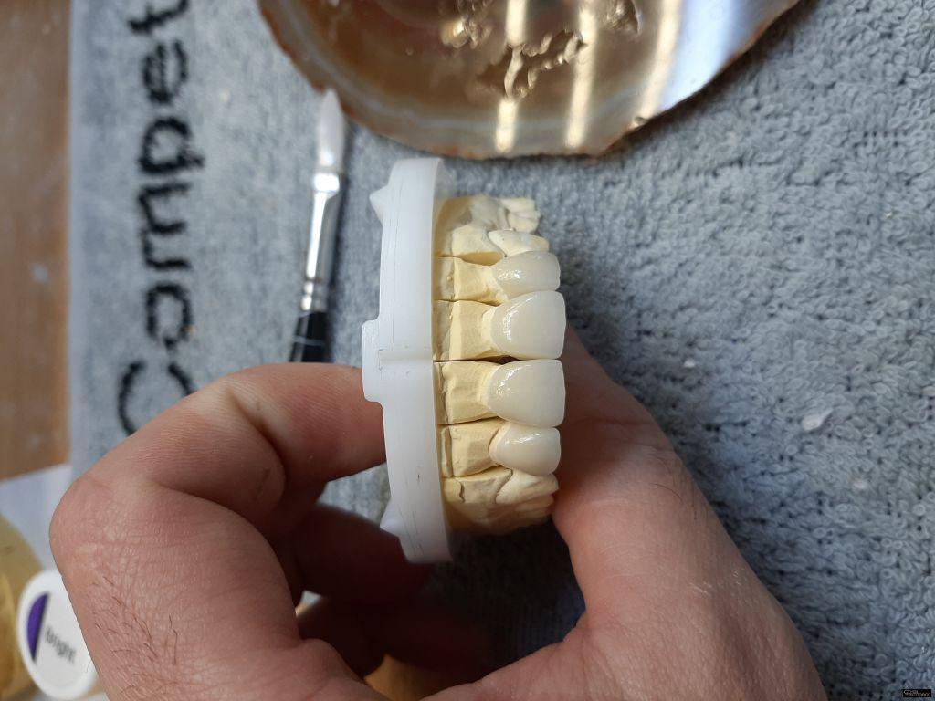 Зубной техник с опытом...