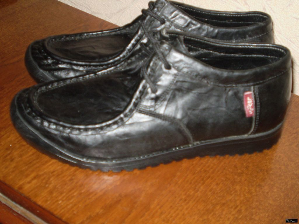 Ботинки Levis