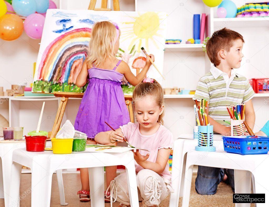 Детский сад с хорошей репутацией