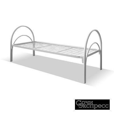 Двухъярусные кровати металлические для домов отдыха
