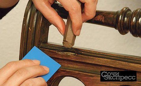 Ремонт, реставрация, покраска мебели.