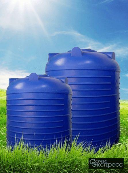 Емкость для воды Servo-Tank RF