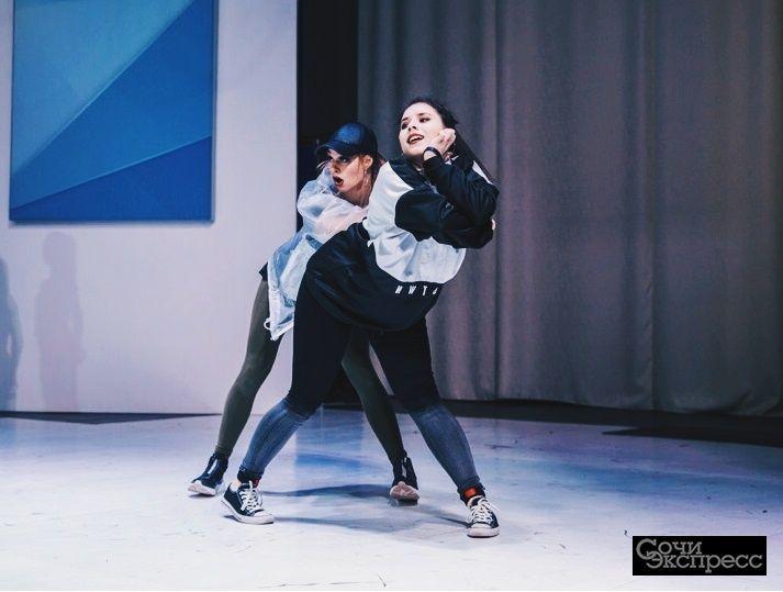 Hip-Hop dance. Обучение уличным танцам.