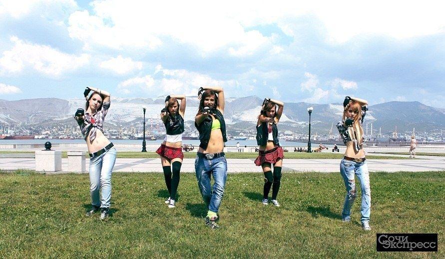 Корейские танцы - обучение танцу К-Поп.
