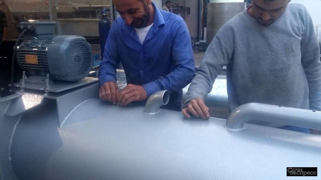 Специалист по стирке ковров / Рабочий в цех
