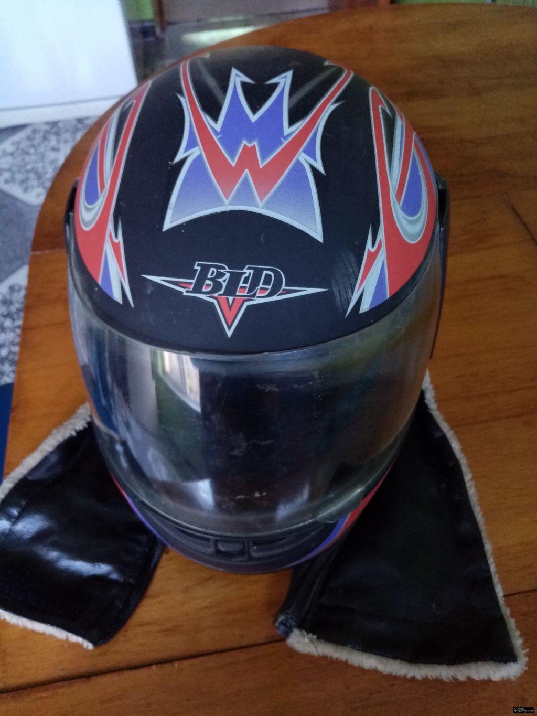 шлем для мотоцикла и квадрацикла