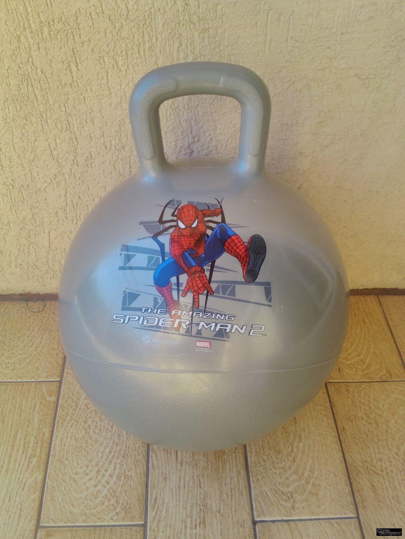 Мяч-попрыгун детский «Человек-паук»