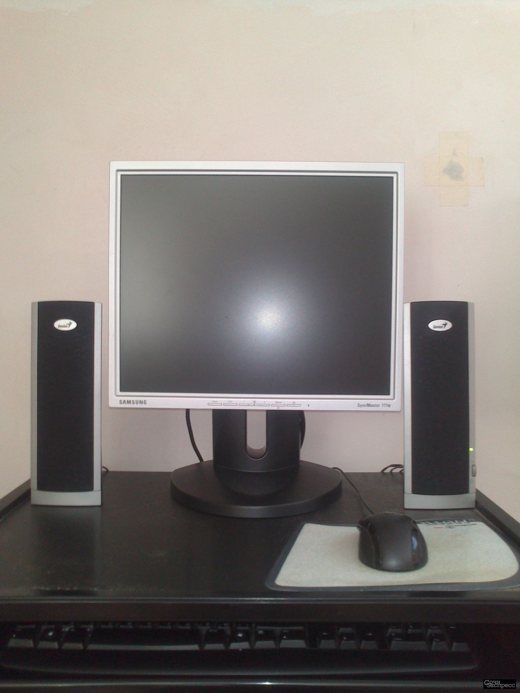 Персональный компьютер (ПК) в полном комплекте