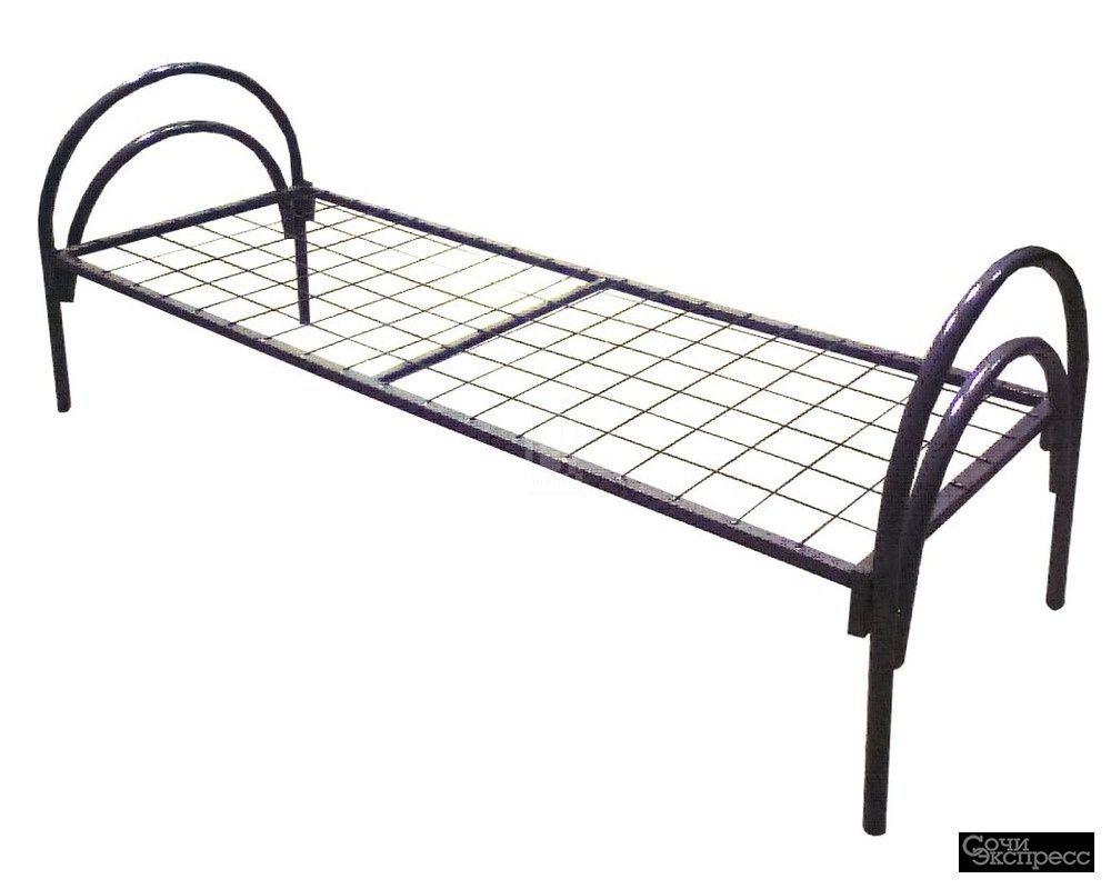 Бюджетные кровати металлические в больницы, поликлиники