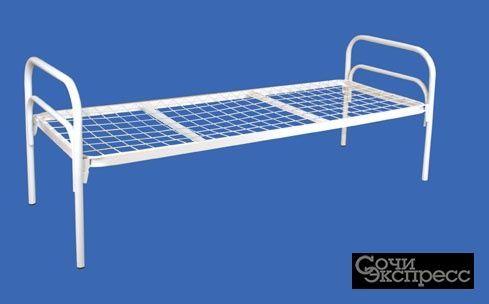 Долговечные кровати металлические для гостиниц с доставкой