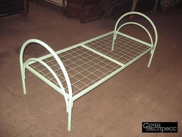 Заказать кровати металлические у производителя напрямую