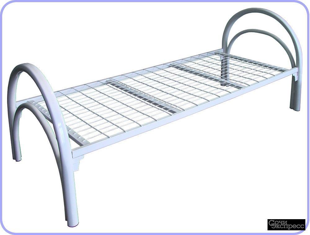 Купить металлические кровати для дома