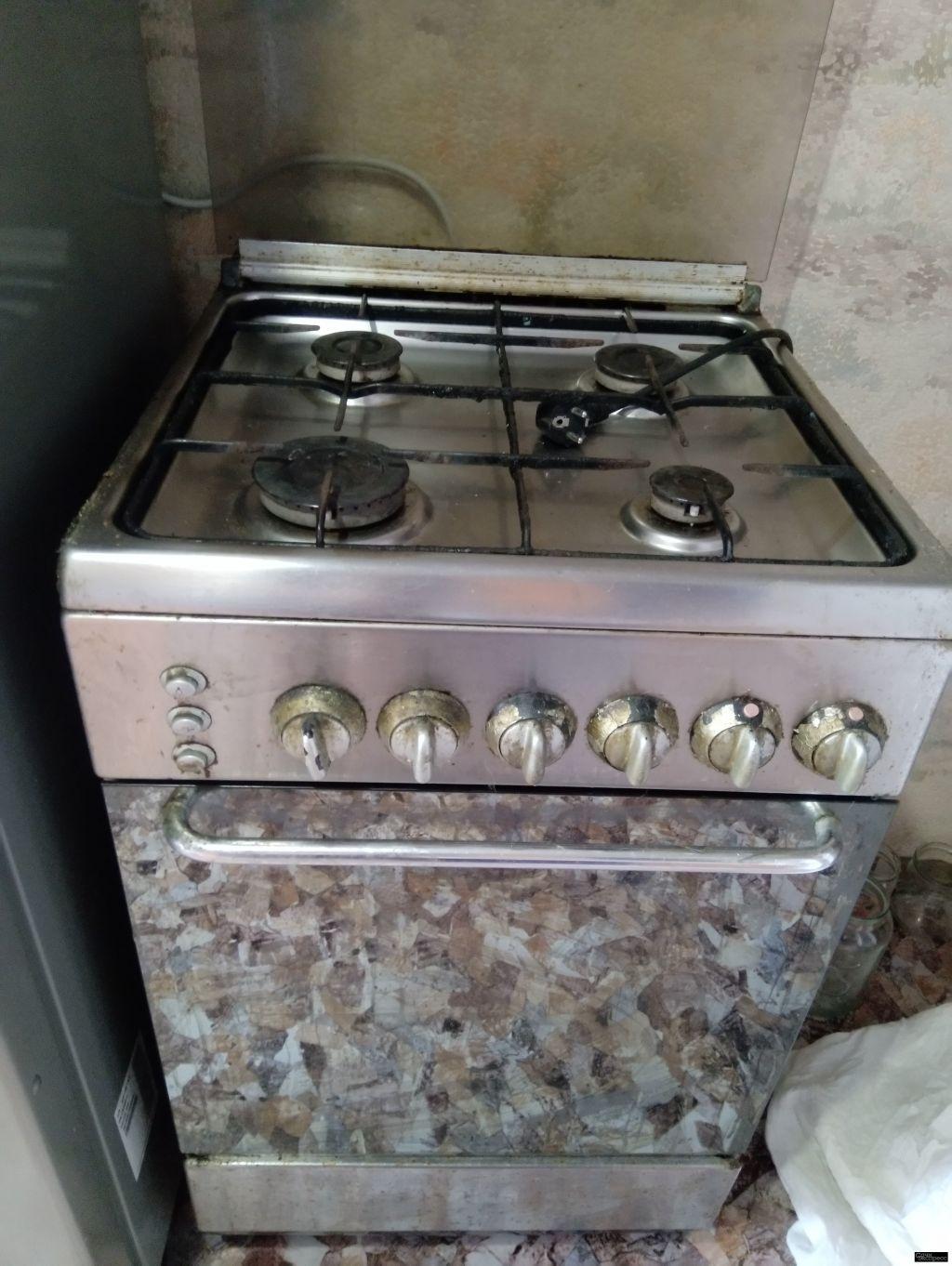 Газовая плита ардо (Италия) отдам в дар