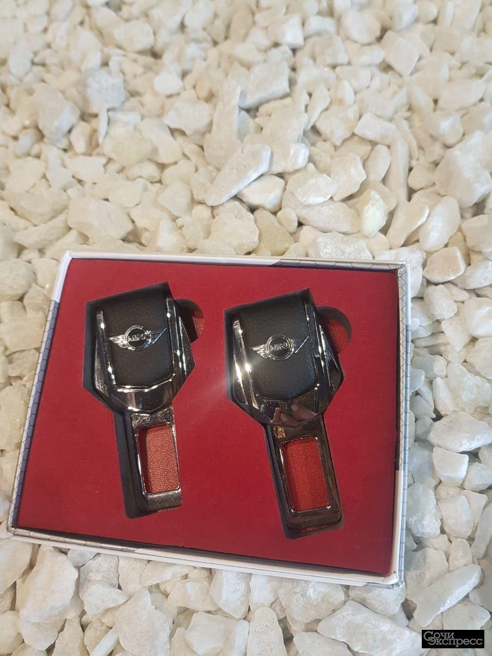 заглушка для ремня безопасности MINI Cooper