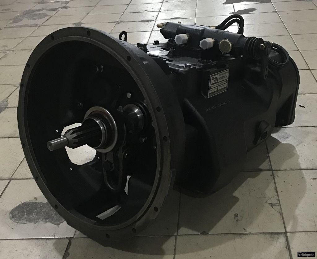 Замена КПП ЯМЗ 238 МАЗ