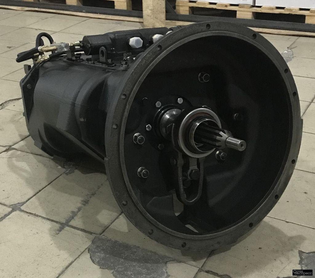 Замена КПП ЯМЗ 236 МАЗ