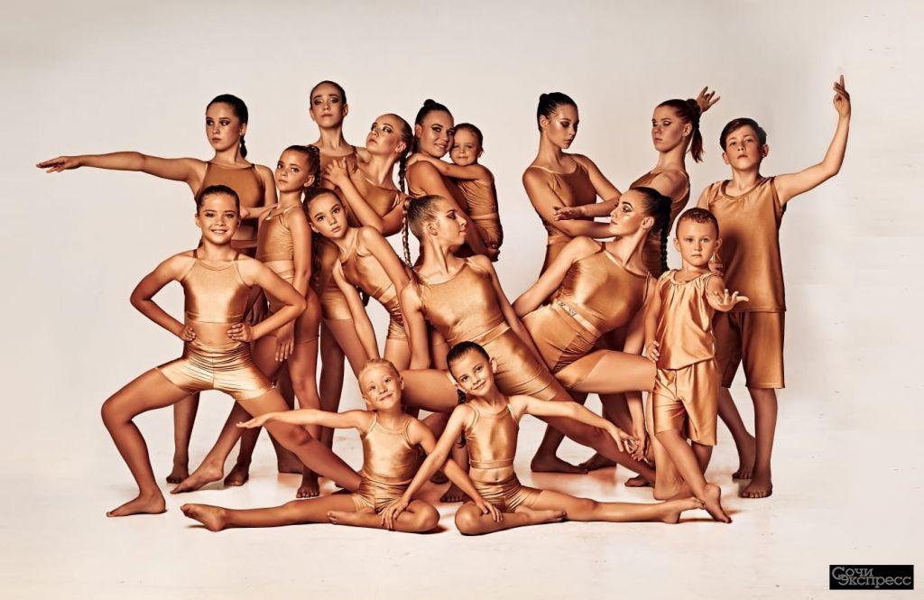 Школа танцев объявляет набор!