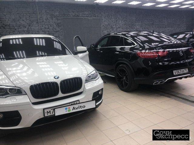 BMW X6 3.0AT, 2013, внедорожник