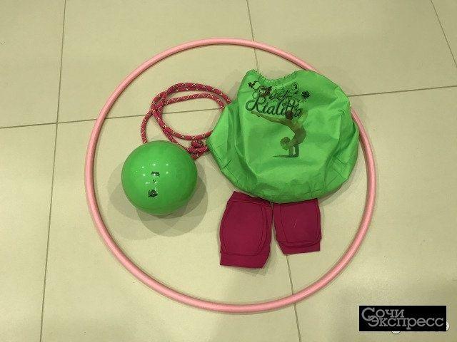 Sasaki мяч, Chacott-лента, худ гимнастика