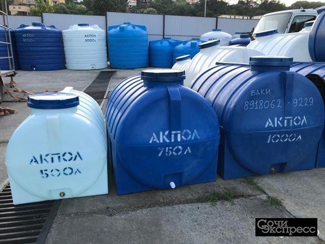 Бак для воды емкость для воды