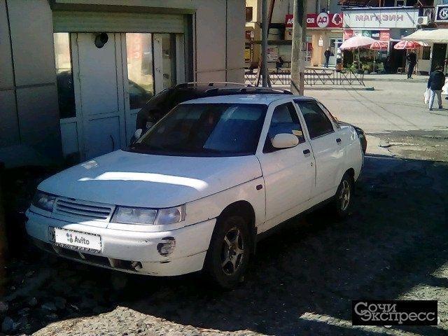 ВАЗ 2110 1.6МТ, 1998, седан