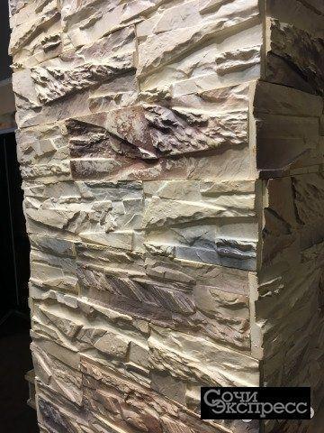 Искусственный камень Сланец Памир
