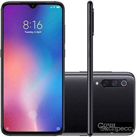 Xiaomi mi9 SE 6/64 Черный Синий Глобал