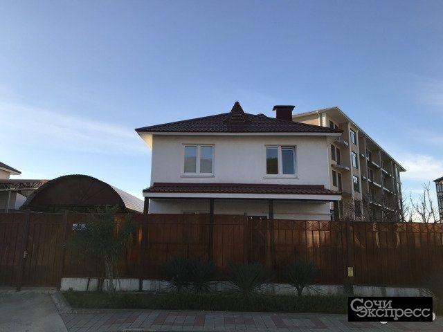 Дом 136.5 м² на участке 4 сот.