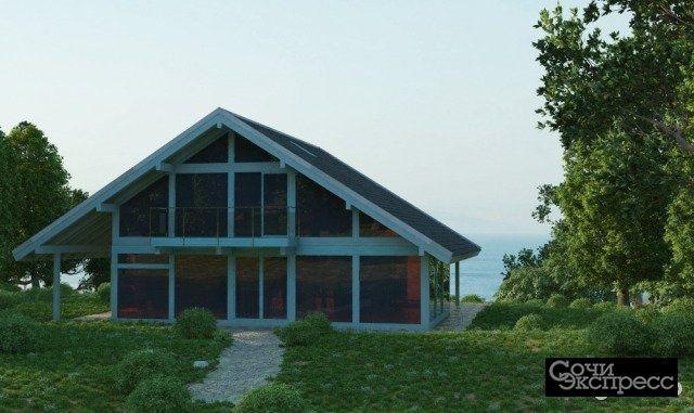 Продаются деревянные конструкции для жилого дома