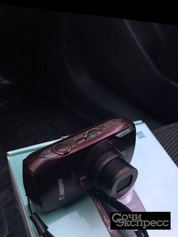 Фотоаппарат Canon ixus 310 HS