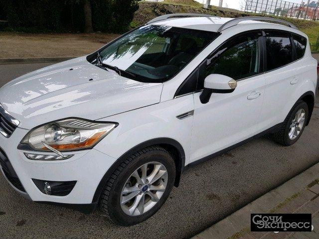 Ford Kuga 2.5AT, 2012, внедорожник
