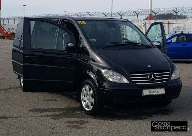 Mercedes-Benz Viano 2.1 МТ, 2010, минивэн