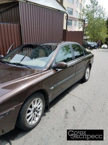 Volvo S80 2.9AT, 2000, седан