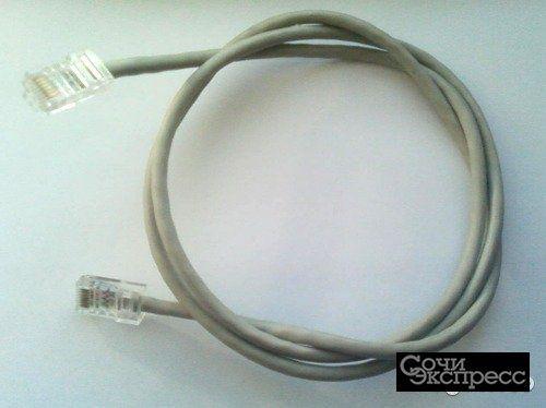 LAN кабель RJ-45 1метр