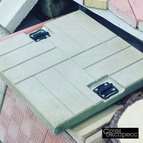 Утяжелители для зонтов (бетонные плиты для зонтов)