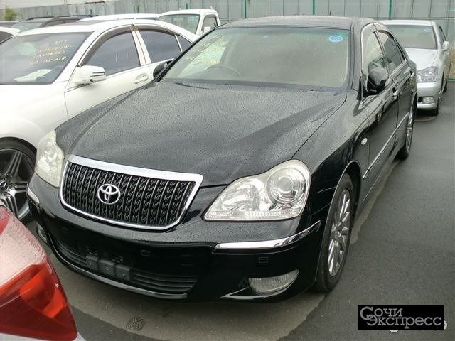 Toyota Crown 3.0 AT, 2007, седан