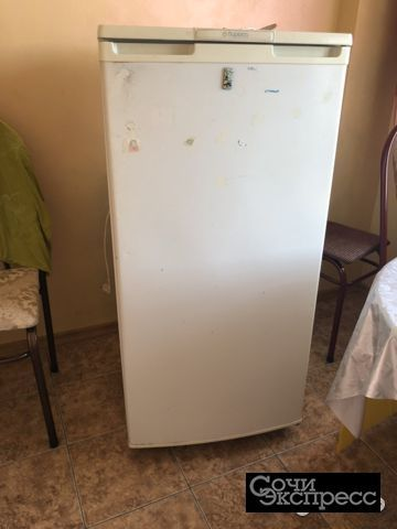 Холодильник б/у рабочий