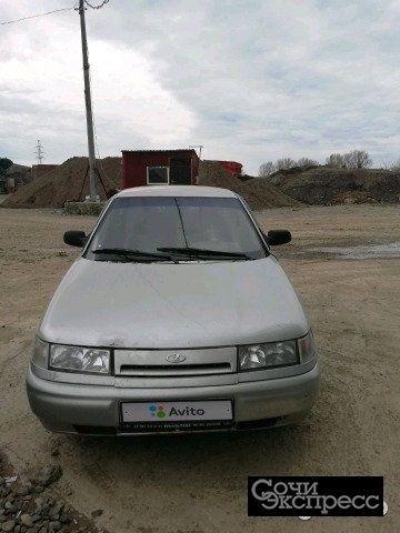 ВАЗ 2110 1.6МТ, 2001, седан